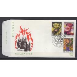 België 1968 n° 1463/65FDC