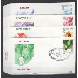 België 1982 n° 2043/46fdc...