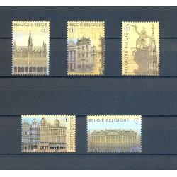België 2011 n° 4175/79...