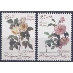 Belgium 1990 n° 2353/54** MNH