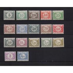 Belgium 1922 n° TX32/48 used