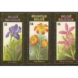 Belgium 1990 n° 2357/59** MNH