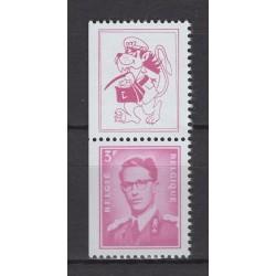 Belgium 1969 n° 1484k** mnh