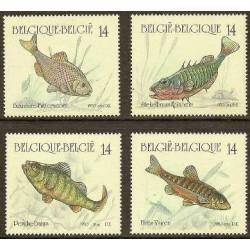 Belgium 1990 n° 2383/86** MNH