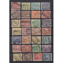 Belgium 1920 n° TR100-27 used