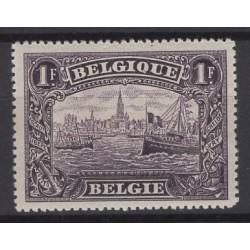 Belgium 1915 n° 145A mnh**...