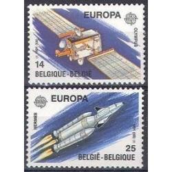 Belgique 1991 n° 2406/07**...