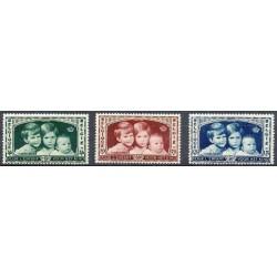 Belgium 1935 n° 404/06** MNH