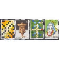 Belgium 1995 n° 2592/95** MNH