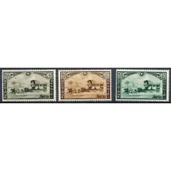 Belgium 1935 n° 407/09** MNH