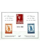 commemorative labels