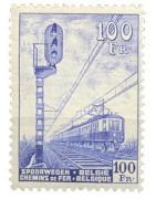 spoorwegzegels